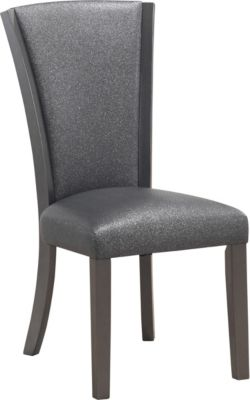 New Classic Platina Side Chair