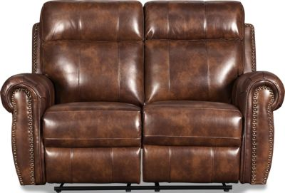 New Classic Roycroft Power Reclining Loveseat