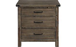 New Classic Galleon Nightstand