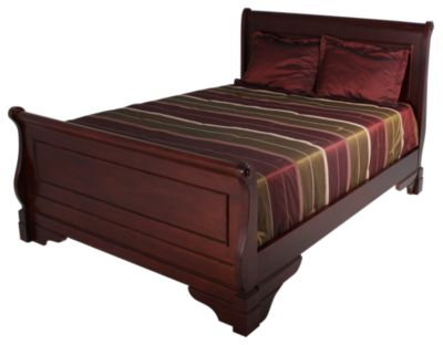 New Classic Versaille King Sleigh Bed