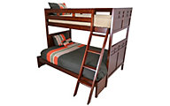 New Classic Kensington Twin/Full Bunk Bed