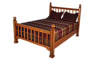 New Classic Honey Creek King Poster Bed