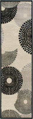 Nourison Graphic Illusions 2' X 8' Rug