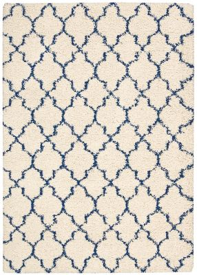 Nourison Amore Navy 8' X 11' Rug