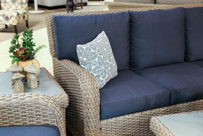 South Sea Rattan Patio Set