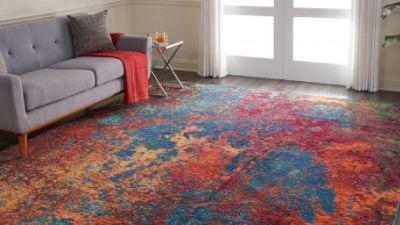 Nourison area rug
