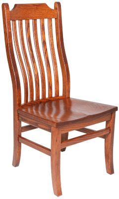 Oakwood Industries Mission Side Chair