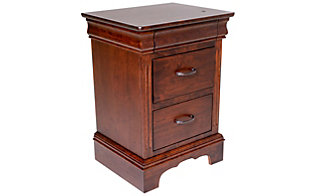 Oakwood Industries Santina Nightstand