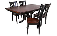 Oakwood Industries Bellevue 5-Piece Dining Set