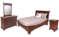 Oakwood Industries Santina 4-piece Queen Set