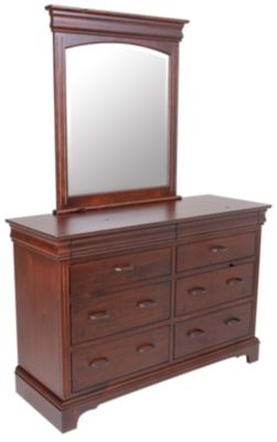 Oakwood Industries Santina Dresser & Mirror