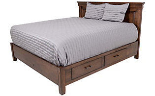 Oakwood Industries Character Queen Storage Bed