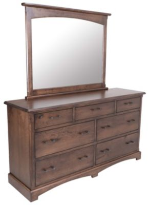 Oakwood Industries Character Dresser & Mirror