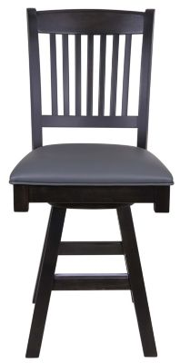 Oakwood Industries Tempo Side Counter Stool