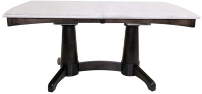 Oakwood Industries Lighthouse Double Pedestal Table