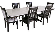 Oakwood Industries Lighthouse 7-Piece Dining Set
