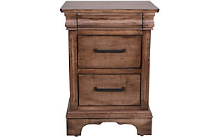 Oakwood Industries Edinburgh Nightstand