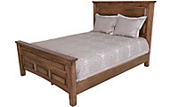 Oakwood Industries Edinburgh Queen Bed