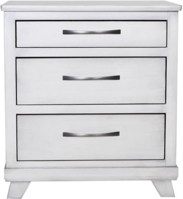 Oakwood Industries Urbandale White Nightstand