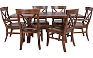 Oakwood Industries Tuscany 7-Piece Dining Set