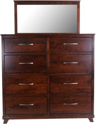 Oakwood Industries Urbandale Asbury Dresser with Mirror