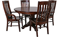 Oakwood Industries Milano 5-Piece Dining Set