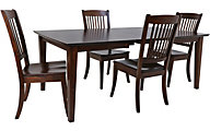 Oakwood Industries Providence 5-Piece Dining Set