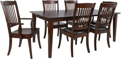 Oakwood Industries Providence 7-Piece Dining Set