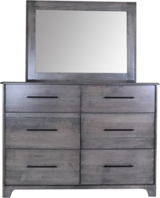 Oakwood Industries Shenandoah Dresser with Mirror