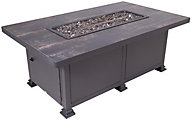 O W Lee Company Santorini Occasional-Height Outdoor Fire Pit