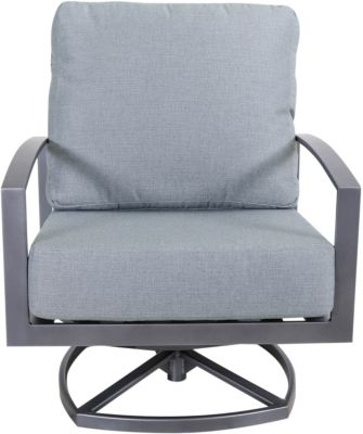 O W Lee Company Pacifica Swivel Rocker Lounge Chair