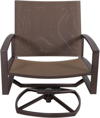 O W Lee Company Pacifica Flex Comfort Swivel Lounger