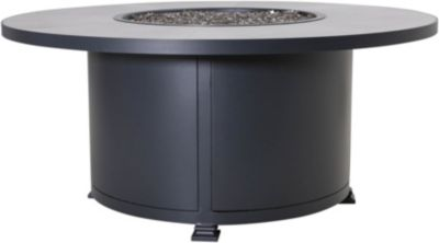 O W Lee Company Santorini 54'' Round Chat Firepit