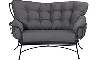 O W Lee Company Monterra Outdoor Loveseat