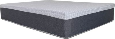 Omaha Bedding Smart Gel Hybrid Ice Firm 14 Mattress