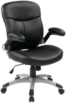 Office Star Work Smart Eco Leather Office Chair
