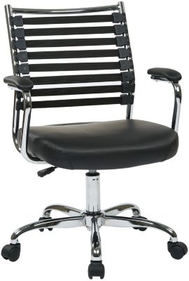 Office Star Randal Black Office Chair