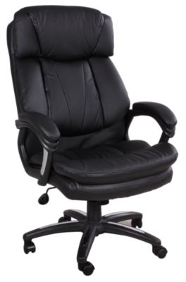 Office Star Black Ergonomic Desk Chair