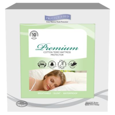 Protect-A-Bed King Premium Mattress Protector