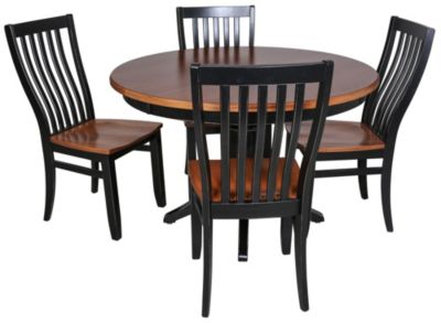 Palettes Landon Table & 4 Chairs