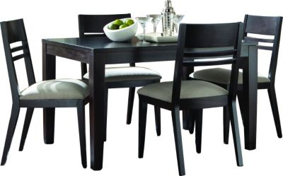 Palettes Cosmo Table & 4 Beck Chairs