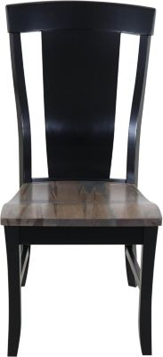 Palettes Belaire Two-Toned Side Chair