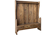 Park Hill Collection Mudroom Bench