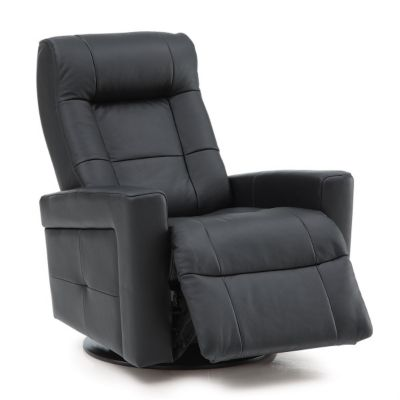 Palliser Chesapeake Leather Power Swivel Glider Recliner