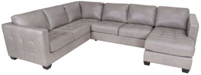 Palliser Barrett 3-Piece Right-Side Chaise Sectional