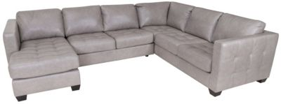 Palliser Barrett 3-Piece Left-Side Chaise Sectional