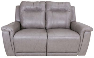 Palliser Riley Leather Power Recline Loveseat