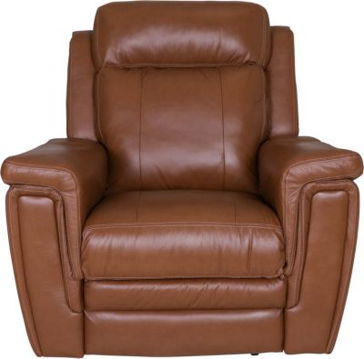 Palliser Asher Leather Power Headrest Recliner