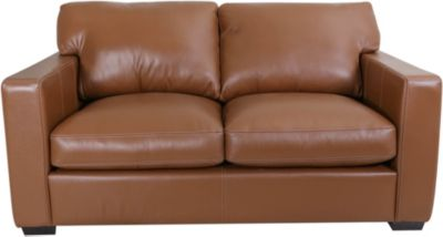 Palliser Colebrook 100% Leather Loveseat