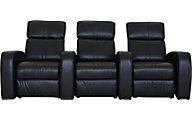 Palliser Flicks 3-Piece Leather Power Home Theater
